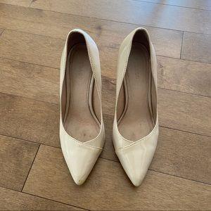 PEGABO Nude Heels